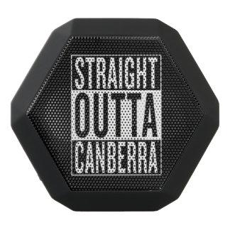 straight outta Canberra Black Bluetooth Speaker