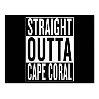 straight outta Cape Coral Postcard