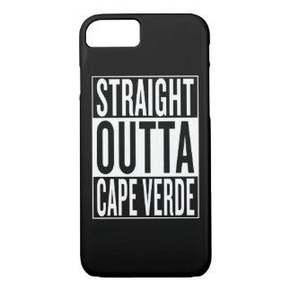 straight outta Cape Verde iPhone 7 Case