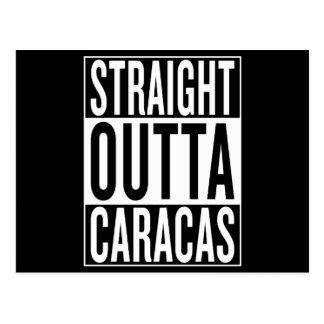 straight outta Caracas Postcard