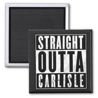 STRAIGHT OUTTA CARLISLE! SQUARE MAGNET