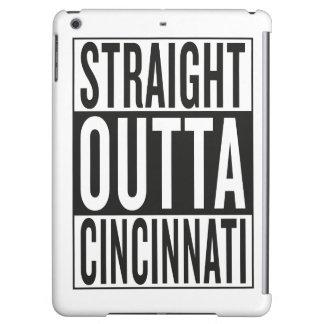 straight outta Cincinnati iPad Air Case