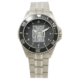 straight outta Colombia Wristwatch