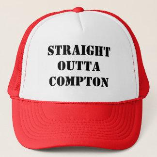 straight outta compton, ya heard trucker hat