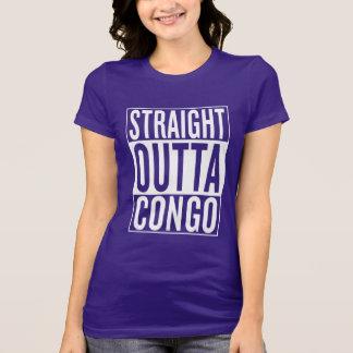straight outta Congo T-Shirt