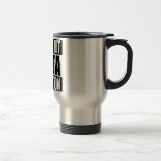 Straight Outta Crompton (Oldham) Travel Mug