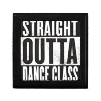 Straight Outta Dance Class Gift Box