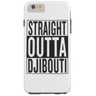 straight outta Djibouti Tough iPhone 6 Plus Case