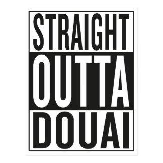 straight outta Douai Postcard