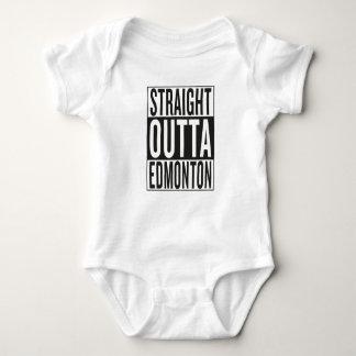 straight outta Edmonton Baby Bodysuit