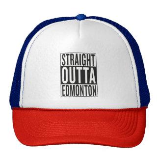 straight outta Edmonton Trucker Hat