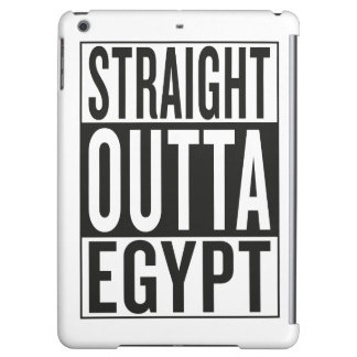 straight outta Egypt iPad Air Case