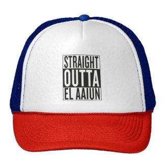 straight outta El Aaiun Trucker Hat