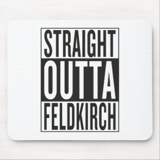 straight outta Feldkirch Mouse Pad