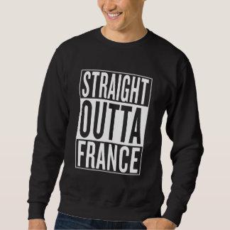 straight outta France Sweatshirt