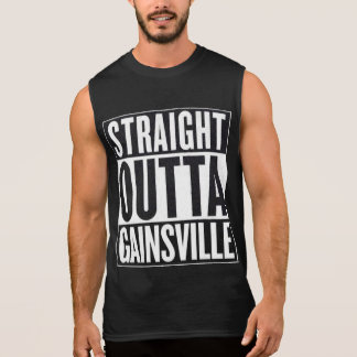 Straight Outta Gainsville Sleeveless T-shirt
