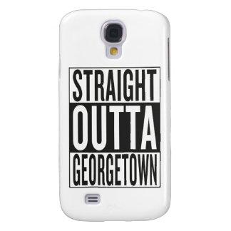 straight outta Georgetown