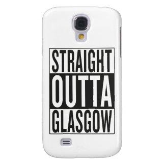 straight outta Glasgow