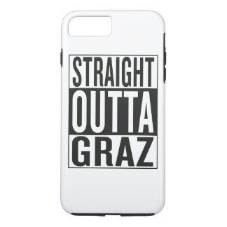 straight outta Graz iPhone 7 Plus Case