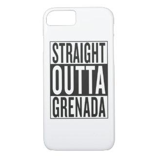 straight outta Grenada iPhone 7 Case