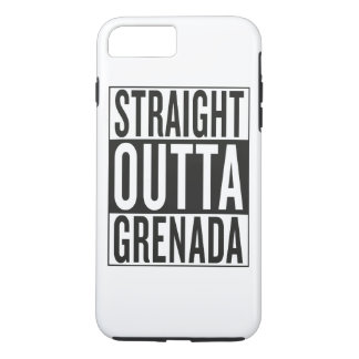 straight outta Grenada iPhone 7 Plus Case