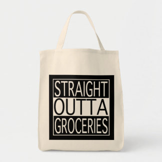 Straight Outta Groceries
