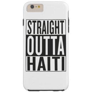 straight outta Haiti Tough iPhone 6 Plus Case
