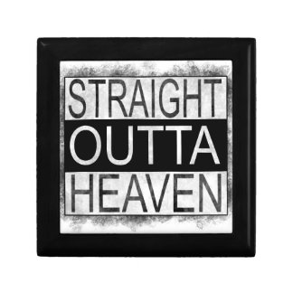 Straight outta HEAVEN Gift Box