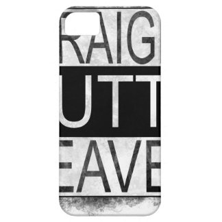 Straight outta HEAVEN iPhone 5 Cover