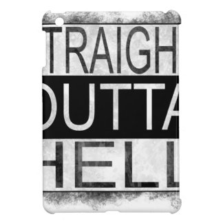 Straight outta HELL Cover For The iPad Mini