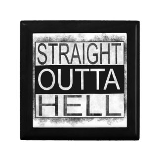 Straight outta HELL Gift Box