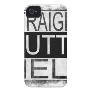 Straight outta HELL iPhone 4 Cover