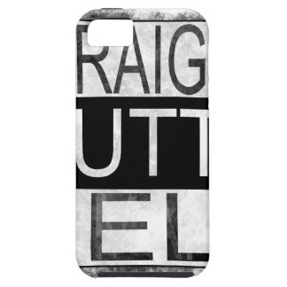 Straight outta HELL iPhone 5 Case