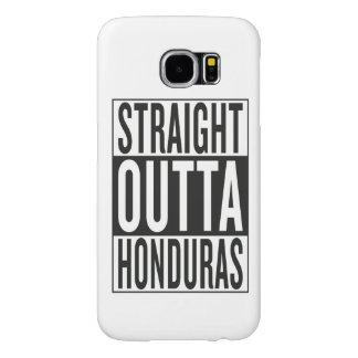 straight outta Honduras Samsung Galaxy S6 Cases