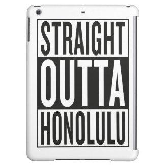 straight outta Honolulu iPad Air Case