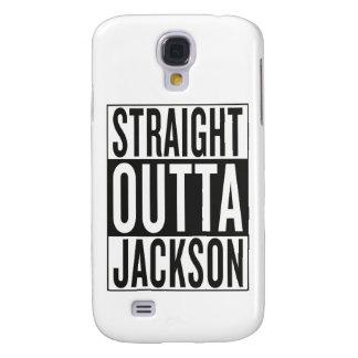 straight outta Jackson