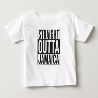 straight outta Jamaica Baby T-Shirt