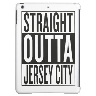 straight outta Jersey City Case For iPad Air