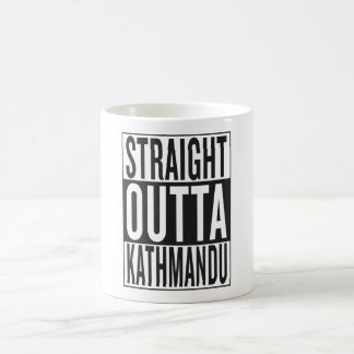 straight outta Kathmandu Coffee Mug