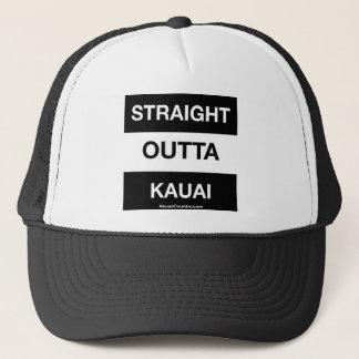 Straight Outta Kauai Trucker Hat
