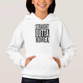 straight outta Korea