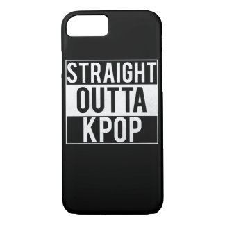 Straight outta Kpop iPhone 7 Case