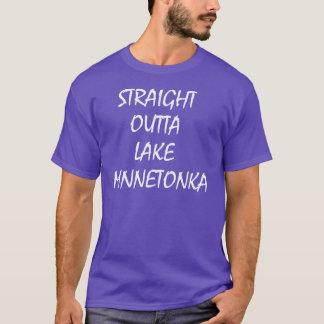 Straight Outta Lake Minnetonka T-Shirt