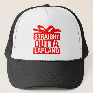 Straight Outta Lapland Trucker Hat