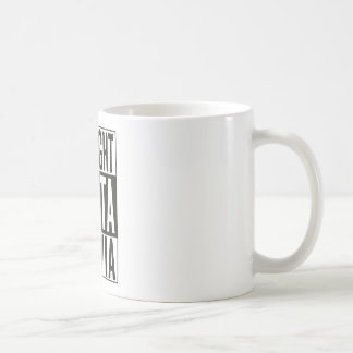 straight outta Latvia Coffee Mug