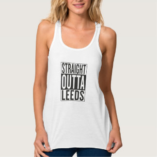 straight outta Leeds Tank Top