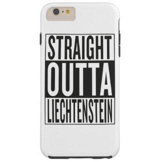 straight outta Liechtenstein Tough iPhone 6 Plus Case