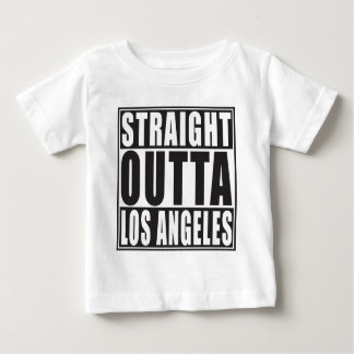Straight Outta Los Angeles Baby T-Shirt