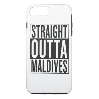 straight outta Maldives iPhone 7 Plus Case