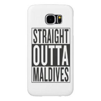 straight outta Maldives Samsung Galaxy S6 Cases
